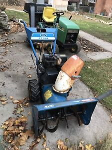 """24"""" Ford Snow Blower"""