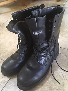 Gore-Tex Military Style Boots