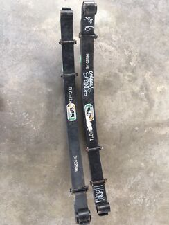 Leaf spring  Toyota good for trailer also