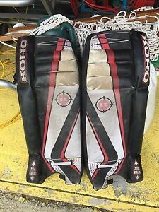 Street Hockey Goalie Pads