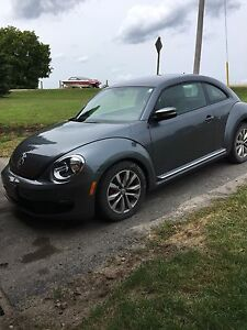 Mint condition 2012 VW Beetle Highline