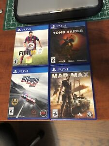 PS4 games! Cheap and need gone ASAP