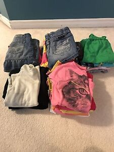 Size 7-8 girls clothes.