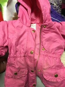 Children's place jacket 3t