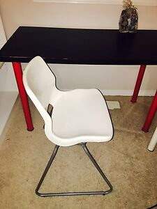 IKEA Study desk and chair