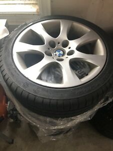 "17"" BMW Winter Tires / Rims Package"