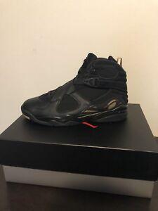 !NEED GONE! Jordan x OVO - Air Jordan 8 Retro - Black - Size 9