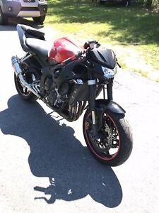 2005 Yamaha R6 trade for truck