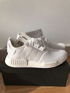 Brand New Adidas NMD triple white size US9 Melbourne CBD Melbourne City Preview