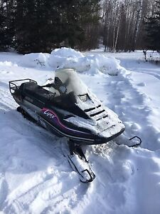 1994 Arctic Cat Lynx