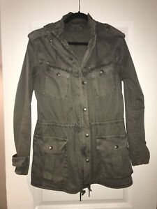 ARITZIA TALULA Trooper Jacket - Size Small