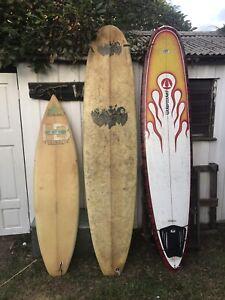 Surfboard's
