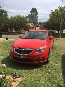 MY14 Holden Cruze Wattle Grove Liverpool Area Preview