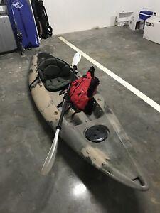 Seak Swift Kayak | Kayaks & Paddle | Gumtree Australia