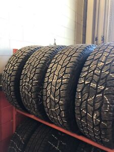 265/70R17 Cooper A/TW all weather