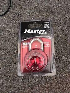 Brand new master lock