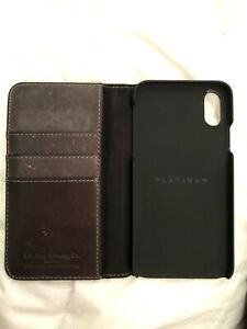 IPhone X Wallet case used for 2 weeks