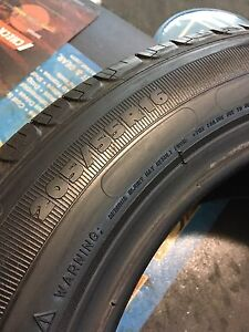 205/55R16 Tires (set of 4)
