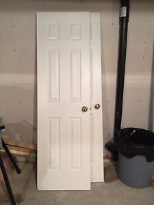 5 interior doors for sale with hardware