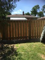 FOREST FENCING INC. Fence and deck construction and repair