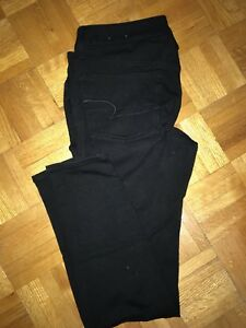 American Eagle Knit Jeggings size 8