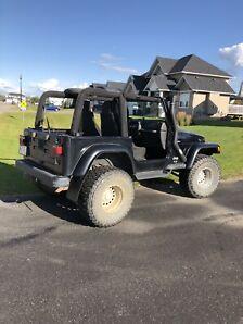 2003 Jeep TJ Sport 2 Door