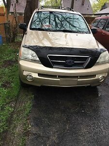 2003 Kia Sorento  Lx Negotiable (need gone asap)