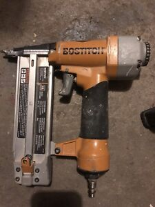"Bostitch pneumatic brad nailer-18 Gauge Ga-5/8""2""for sale"
