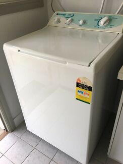 Hoover 7 Kilo Heavy Duty Top Load Washing Machine