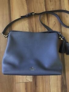 Large purple Kate Spade Bag