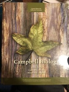 Campbell Biology Dalhousie edition