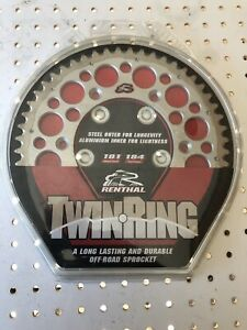 Renthal Twin Ring Sprocket CR/CRF