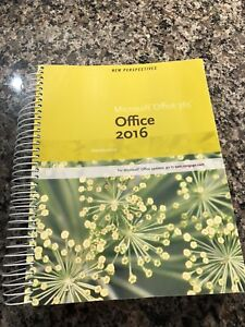 Microsoft Office 365.  Office 2016 Textbook