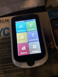Magellan Cyclo 315 bicycle gps computer