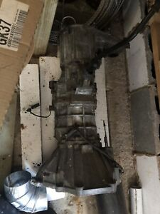 Fully rebuilt transmission for Jeep Wrangler