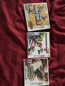 3DS games SEALED, brand new