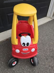Little Tykes Cozy Coup Car