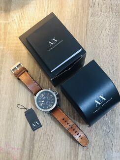 a81c45a7f27 Armani Exchange WELLWORN mens watch.