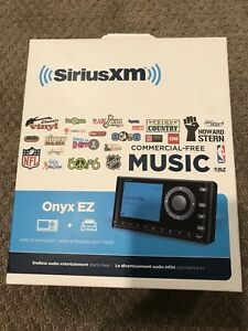 Brand new SiriusXM Satellite Radio System