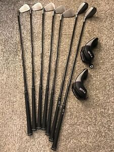 Ladies Ping Serene RH 6-Pw and 4 & 5 Hybrids+ 5wood  $ 475