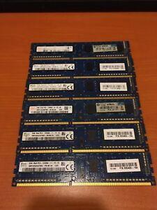 2gb sticks of ddr3 1600mhz Hynix ram