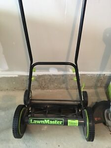 Black and decker battery weed wacker and push mower