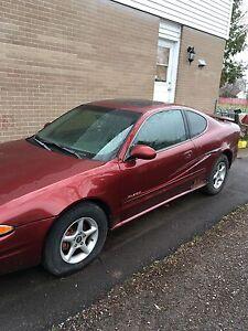 2001 Oldsmobile alero 2 door standard