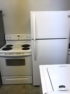 FRIDGE - STOVE - WASHER - DRYER PACKAGE DEAL