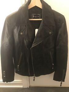 Serge Pariente Biker Jacket