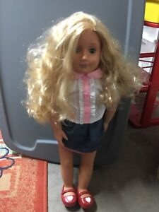 """Our generation doll 18"""" Jenny"""