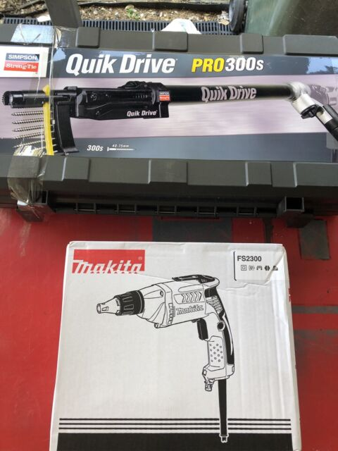 Simpson strongtie Quickdrive pro 300s | Miscellaneous Goods