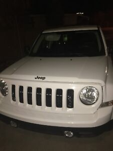 2014 Jeep Patriot Sport - $13,000 obo