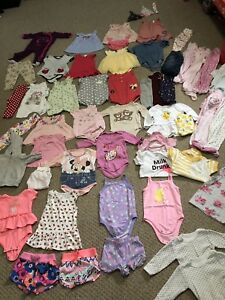 Baby girl lot 6/12 months excellent condition