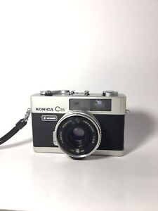 Film cameras, point and shoot 35mm